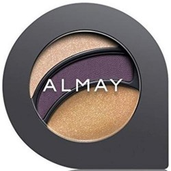Almay intense i-color evening smoky all day wear powder shadow, greens - 2 ea