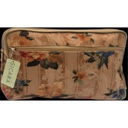 Sicara double zipped travel bag assorted prints - 3 ea