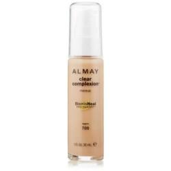 Almay clear complexion liquid makeup, warm - 2 ea
