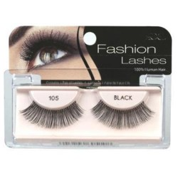 Ardell glamour multipack lashes, 105 black - 4 ea, 4 pair