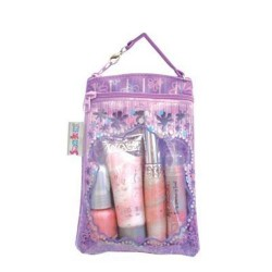 Lip smackers cosmetic bag glam it up - 2 ea