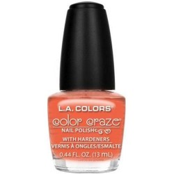 LA colors color craze nail polish, dimple - 3 ea
