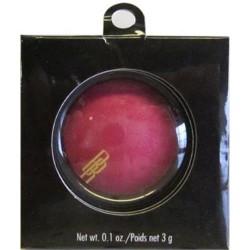 Black radiance artisan color baked blush, raspberry - 3 ea