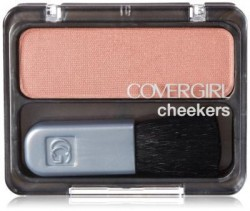 Covergirl cheekers blush, brick rose #180 - 3 ea