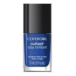 Covergirl outlast stay brilliant nail gloss, mutant - 2 ea