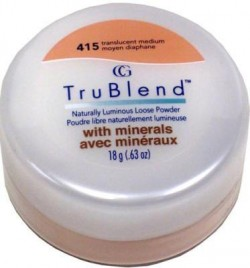 Covergirl trublend naturally luminious loose powder with minerals, translucent medium - 2 ea
