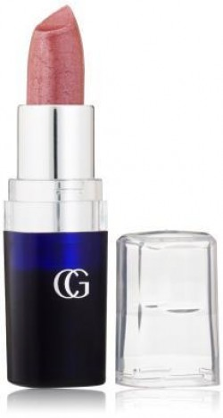 Covergirl continuous color lipstick shimmer, iced mauve #420 - 2 ea