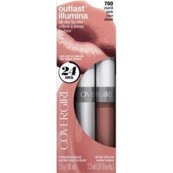 Covergirl outlast lipcolor starlit pink - 2 ea