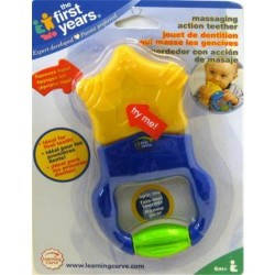 The first years massaging action teether - 1 ea