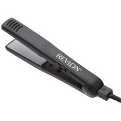 Revlon ceramic hair straightener, 1 inch  black - 1 ea