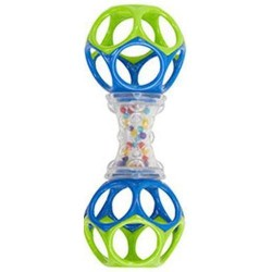 Oball shaker and oball rattle - 3 ea