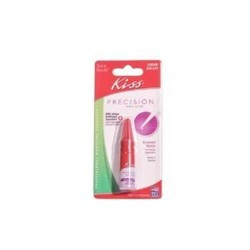 Kiss pros choice precision nail glue - 2 ea
