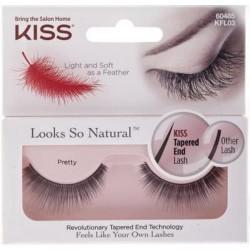 Kiss featherlight lash pretty - 3 ea