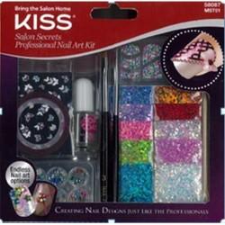 Kiss salon secrets nail art starter kit - 2 ea, 2 pack