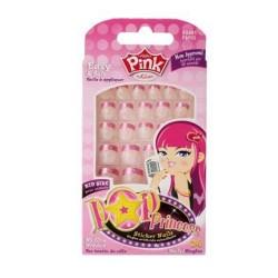 Kiss pink pop princess sticker pisces - 24stickers,2pack