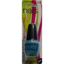 LA colors color craze sea siren nail polish - 3 ea