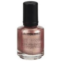 LA colors nail polish lacquer topaz - 3 ea