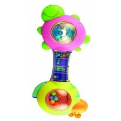 The first years tomy shakin shell rattle - 3 ea