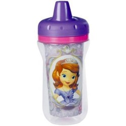 The first years disney princess sofia insulated sippy cup - 9 oz, 2 pack
