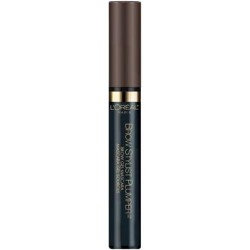 Loreal paris brow stylist plumper brow mascara, medium to dark - 2 ea, 2 pack