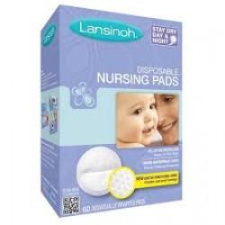 Lansinoh disposable nursing pads - 60 ea, 2 pack