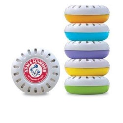 Munchkin arm and hammer nursery fresheners, lavender/citrus, 5 in a pack - 3 ea