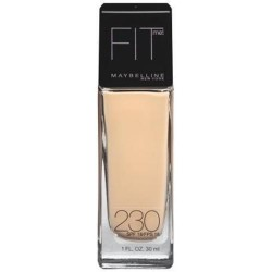 Maybelline fit me foundation natural buff - 2 ea, 2 pack