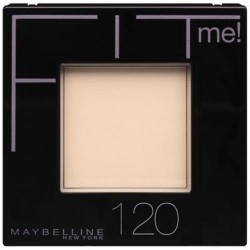 Maybelline fit me! powder, classic ivory - 2 ea, 2 pack