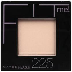 Maybelline fit me powder, medium buff -  2 ea