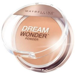 Maybelline dream wonder face powder, pure beige - 2 ea
