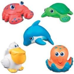 Munchkin 31205 five sea squirts - 3 ea