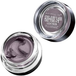 Maybelline color tattoo eye shadow, vintage plum - 2 ea