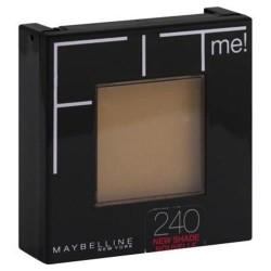 Maybelline fit me pressed powder golden beige - 2 ea