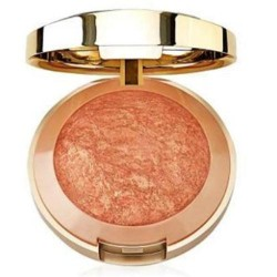 Milani baked powder blush, bellissimo bronze - 3 ea
