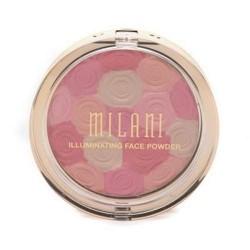 Milani illuminating face powder, beauty touch - 3 ea