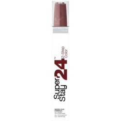 Maybelline superstay lipcolor, forever chestnut -  2 ea, 2 pack