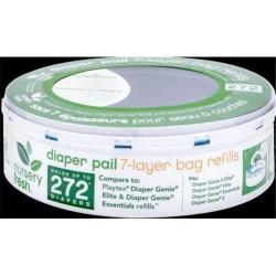 Munchkin nursery fresh diaper pail refill - 6 ea