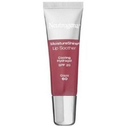 Neutrogena moistureshine lip soother with spf 20, glaze - 2 ea