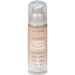 Neutrogena healthy skin enhancer foundation fair light  - 2 ea