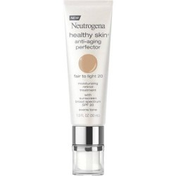 Neutrogena healthy skin anti aging perfector, fair to light - 2 ea