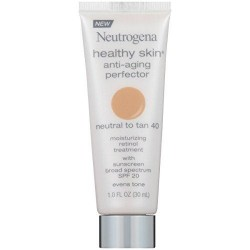 Neutrogena healthy skin anti aging perfector, neutral to tan - 2 ea