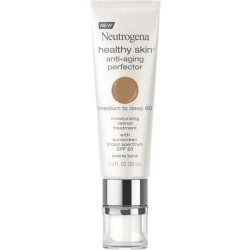 Neutrogena healthy skin anti aging perfector, medium to deep - 2 ea