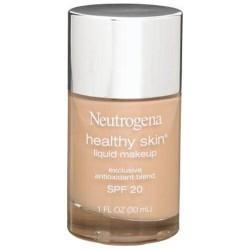 Neutrogena healthy skin liquid makeup foundation, fresh beige - 2 ea