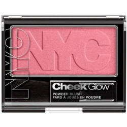 New york color cheek glow blush, park slope pink - 2 ea