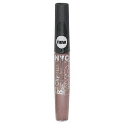 New york color city proof extended wear lip gloss, lilac - 2 ea