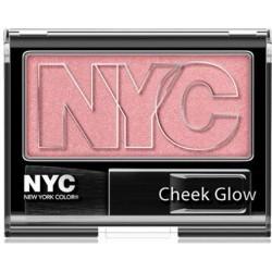 New york color cheek glow blush, prospect park rose - 2 ea