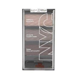 New york color hd color trio eye shadow, central park plums - 2 ea
