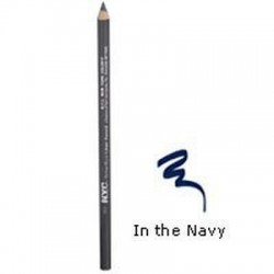 New york color classic eyebrow and eyeliner pencil, in the navy #924 - 6 ea