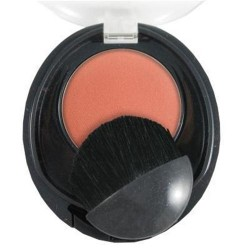 Prestige cosmetics skin bright blush powder, amazing aprict - 2 ea