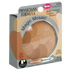 Physicians formula magic mosaic multi colored face powder beige light bronzer - 2 ea